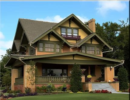 American Builders And Craftsmen by American Houses Craftsman Style