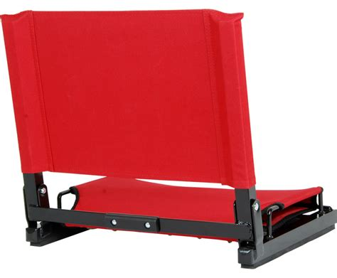 Stadium Chairs With Backs by Stadium Chair Stadium Bleacher Chairs Sportsunlimited