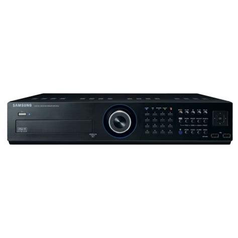 Dvr Cctv Merk Samsung samsung srd 1670d 1tb 16 channel realtime dvr