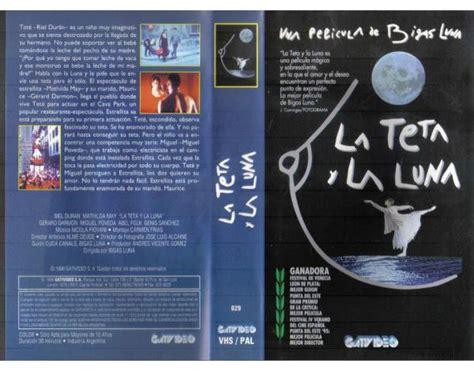 la teta y la luna cabina bigstore pelicula la teta y la luna dvd