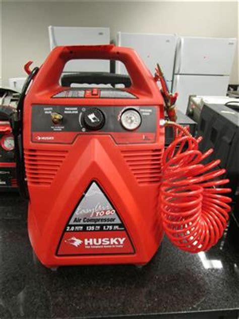 1 husky ez air to go compressor