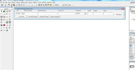 membuat invoice dengan microsoft access 2007 membuat program perpustakaan visual basic 6 dengan