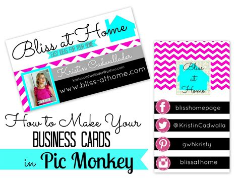 make cards with photos free make your own business cards lilbibby