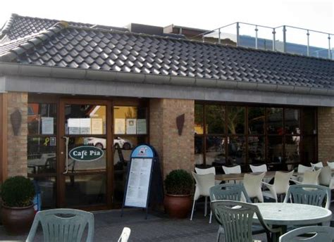 cafe pia thoras gaard blaavand ristorante recensioni