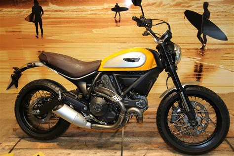 Ducati Motorrad Scrambler by Ducati Scrambler 2015 Neu