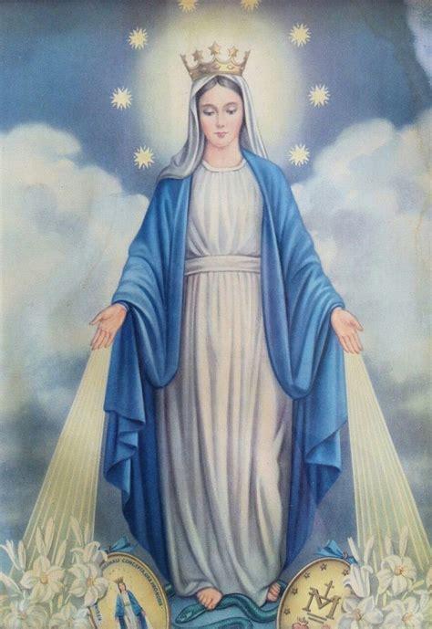 imagenes de la virgen maria la milagrosa oraci 243 n a la virgen milagrosa en su d 237 a amor y b 250 squeda
