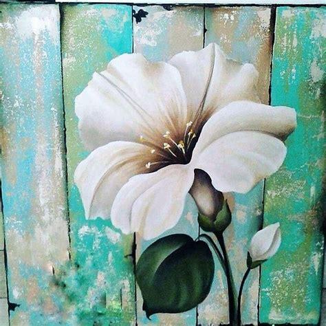 cuadros al oleo de flores modernos cuadros al 211 leo de flores modernos 1 900 00 en mercado