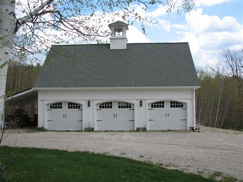 three car garage three car barn yankee barn homes
