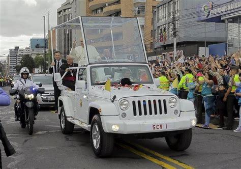 jeep wrangler safety concerns new pope mobile a jeep wrangler e46fanatics