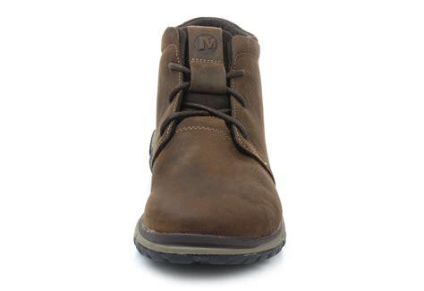 merrell shoes all out blazer chukka j49651 brn