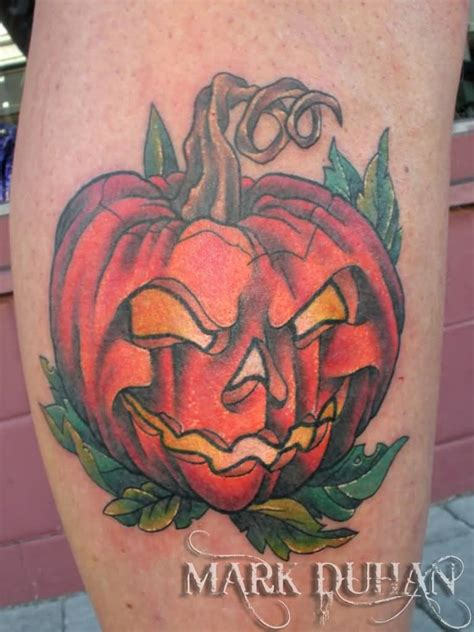 jack o lantern tattoo 60 meaningful tattoos of fantastic lantern golfian