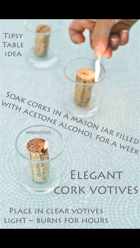 wine birthday candle the 25 best wine cork candle ideas on pinterest wine
