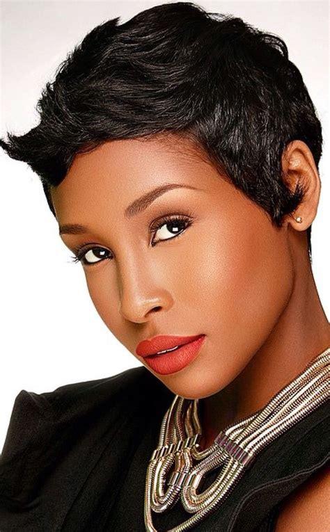 asymmetrican ethnic bob 1255 best short cut hair styles for ethnic women images on