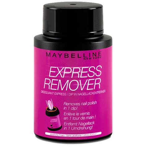 Maybelline Remover maybelline express remover dip in nagellackentferner