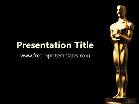 powerpoint templates for awards free powerpoint templates