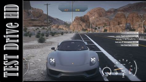 speed chions porsche 918 spyder porsche 918 spyder need for speed rivals test drive