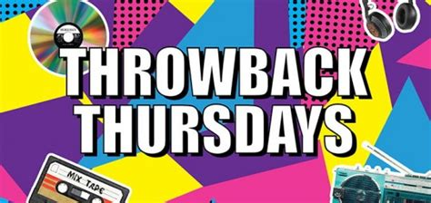 throw back thursday s day new throwback thursday starts after the rachael s sports food