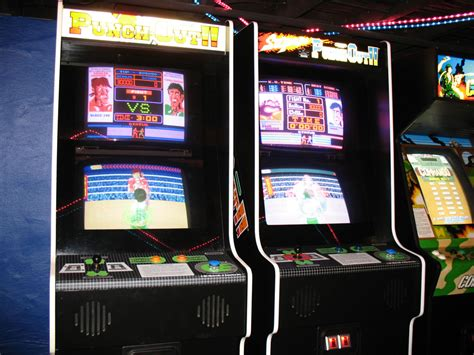 Arcade Basement by Nintendo Punch Out
