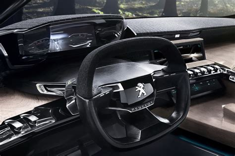 peugeot exalt peugeot exalt concept wears its euro knickers for paris