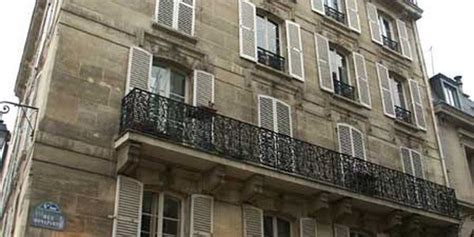 Rue Guillaume Rennes by Rue Guillaume Apollinaire 75006