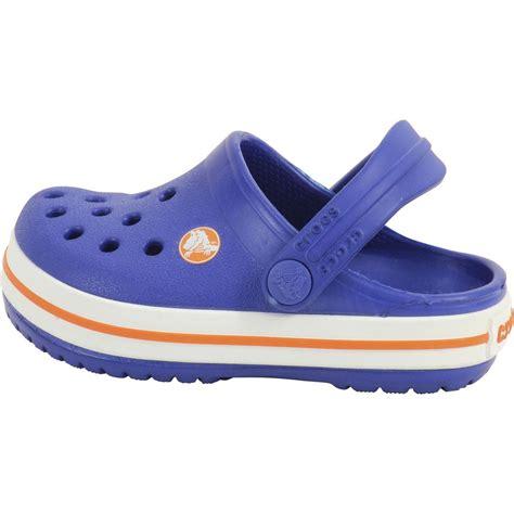 croc sandals toddler crocs toddler boy s crocband clogs sandals shoes