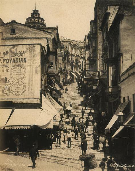 ottoman istanbul producing pera