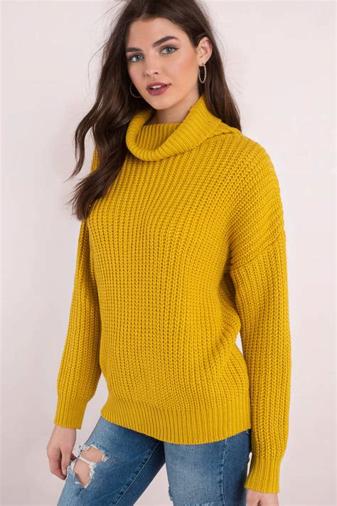 mustard color sweater mustard yellow chunky sweater sweater