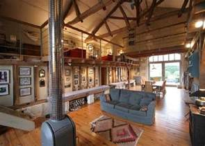 Pole Barn Homes Interior Metal Building House Plans Plans Post Beam Building