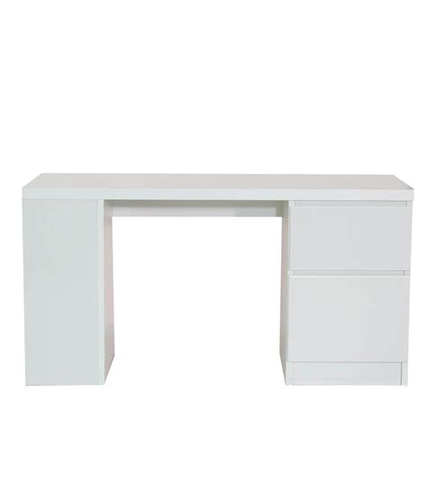 study table white sonoma white study table buy at best price in
