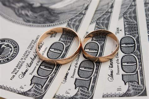 wedding money marriage finances the first national bank blog