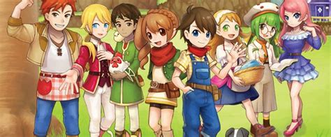 Kaset 3ds Harvest Moon Skytree harvest moon skytree now available on 3ds gamer
