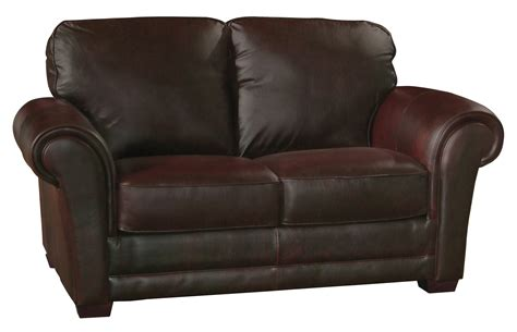 distressed leather loveseat new luke leather quot mark quot italian leather distressed