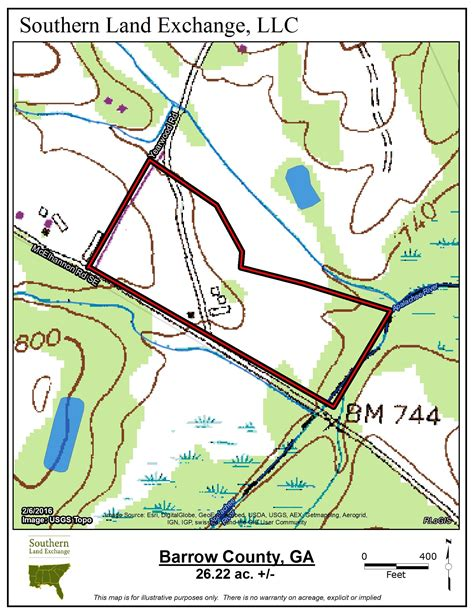 Barrow County Property Records 26 22 Acres Farm For Sale Barrow County Ga Land And Farm