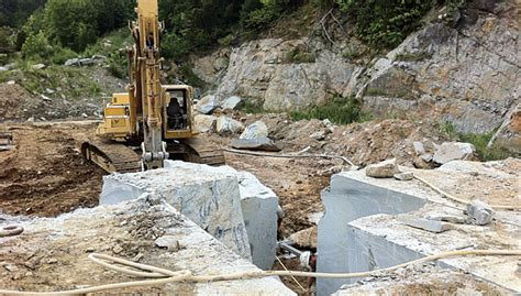 Soapstone Virginia Canadian Stone Producer Revives American Soapstone Quarry