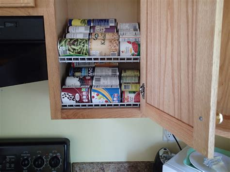 kitchen cabinet organizers diy diy kitchen cabinet organization rotation shelves preparing for shtf
