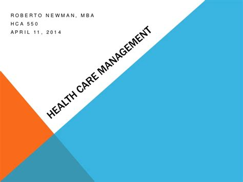 Mba Health Care Compliance Linkedin by Health Care Management