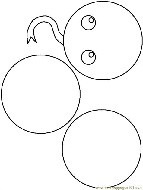 printable images free coloring pages of circle shape sheet