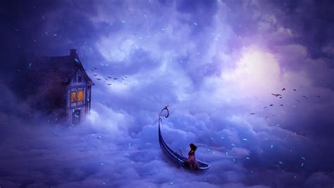 wallpaper anime photoshop manipulation digital art fantasy free stock photos