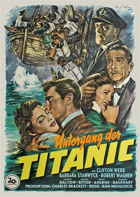 film titanic kostenlos anschauen der untergang der titanic 1953 kostenlos online anschauen