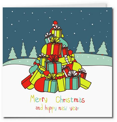 printable christmas card gallery