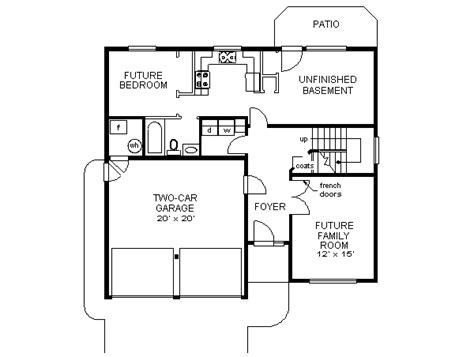 blue print of a house house 961 blueprint details floor plans