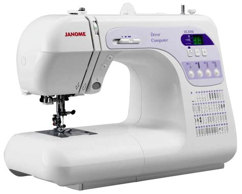 Quilting Sewing Machines Review by Janome Dc3050 Packs Lots Of Features For The Price