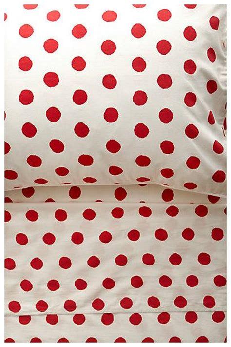 polka dot bed sheets polka dot sheet set i anthropologie com