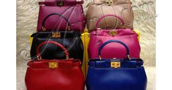 Jual Tas Bag Fendi Peek A Boo Ori Leather Mirror Blue 1 http platinum avipd fendi peek a boo mini sling bag