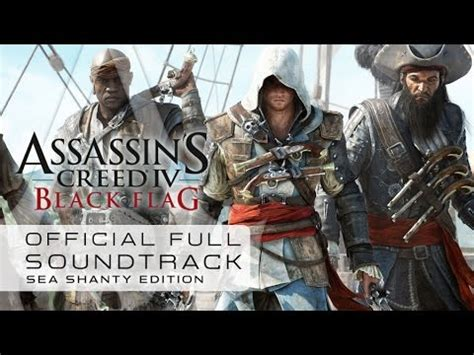 assassins creed 4 black flag all sea shanties pirate a collection of sea shanties vocal only doovi