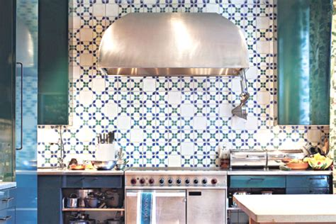 colorful glass tile backsplash moroccan archives livvyland fashion and style