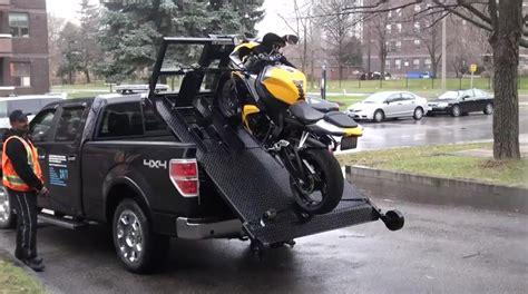 Motorrad Zubeh R Laden by Motorrad Verladen Motorradtransport Vollautomat Macht