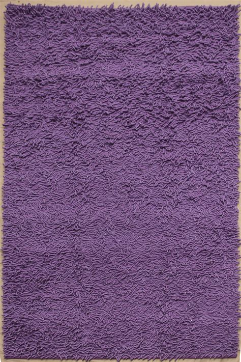 shag rug clearance lilac lavender primo 6 x 9 shag rug from the clearance rugs collection at modern area rugs