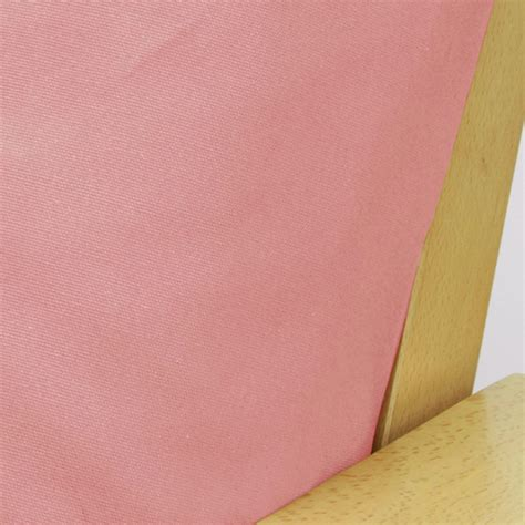 Pink Futon Cover by Poplin Pink Futon Cover