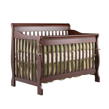 Tammy Convertible Crib Kidilove Tammy 4 In 1 Java Convertible Crib Walmart Canada